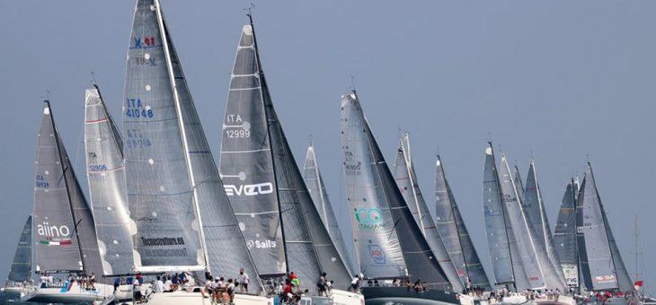 Iniziato il Campionato d'inverno di vela d'altura